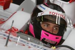 F1 2007 - Franck Montagny Toyota Royaltyfria Bilder