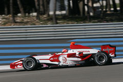 F1 2007 - James Rossiter Super Aguri Stock Images