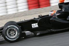 F1 2007 - Klien cristiano Honda Fotografie Stock