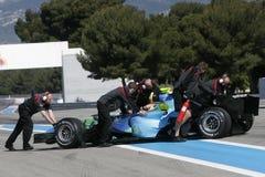 F1 2007 - Kristna Klien Honda Fotografering för Bildbyråer