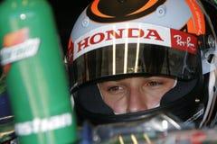 F1 2007 - Kristna Klien Honda Royaltyfria Foton
