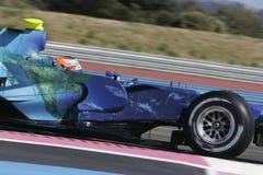 F1 2007 - Kristna Klien Honda Arkivbilder