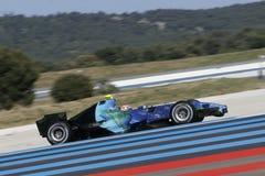 F1 2007 - Kristna Klien Honda Arkivfoto