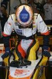 F1 2007 - Nelson Piquet Renault Royaltyfri Fotografi