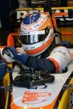 F1 2007 - Nelson Piquet Renault Stock Photo