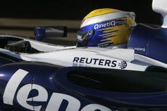 F1 2007 - Nico Rosberg Williams Arkivbild