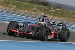 F1 2007 - Pedro de la Rosa McLaren Imagens de Stock