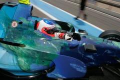 F1 2007 - Rubens Barrichello Honda Image stock