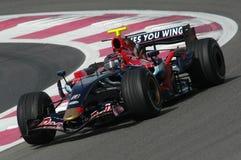 F1 2007 - Scott ταχύτητα Toro Rosso Στοκ Φωτογραφία