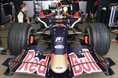 F1 2007 - Sebastien Bourdais Toro Rosso Stock Photos