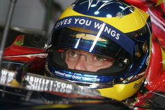 F1 2007 - Sebastien Bourdais Toro Rosso Royalty Free Stock Photos
