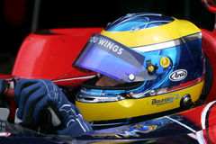 F1 2007 - Sebastien Bourdais Toro Rosso Stock Photography