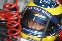 F1 2007 - Sebastien Bourdais Toro Rosso Royalty Free Stock Photo
