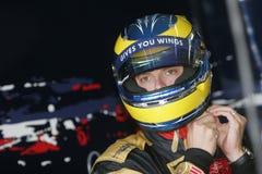 F1 2007 - Sebastien Bourdais Toro Rosso Stock Image