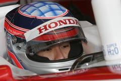 F1 2007 - Takuma Sato Super Aguri Stock Image