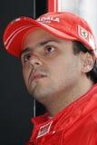 F1 2008 - Felipe Massa Ferrari Stock Image