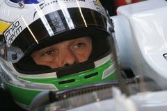 F1 2008 - Força India de Giancarlo Fisichella Foto de Stock Royalty Free