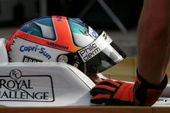 F1 2008 - Fuerza la India de Adrian Sutil Fotos de archivo