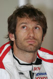 F1 2008 - Jarno Trulli Toyota Photo stock