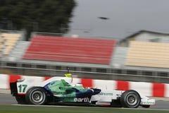 F1 2008 - Rubens Barrichello Honda Stock Photos