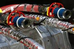 F1 2009 - Atmospere de Scuderia Ferrari Imagen de archivo libre de regalías