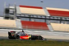 F1 2009 - Heikki Kovalainen McLaren Royalty Free Stock Photography