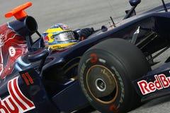 F1 2009 - Sebastien Bourdais Toro Rosso Stock Image