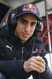 F1 2009 - Sebastien Buemi Toro Rosso Royalty Free Stock Photography