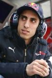 F1 2009 - Sebastien Buemi Toro Rosso Stock Photos