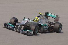 F1 Stock Afbeelding