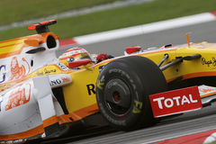 F1 Royalty-vrije Stock Afbeeldingen