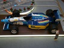 F1 Benetton B195 Fotografia Stock Libera da Diritti