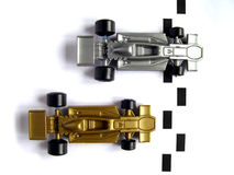 F1 Car Stock Photography