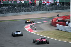 F1 Cars Royalty Free Stock Image