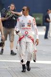 F1 de Kring 2010 van de Straat van Valencia Royalty-vrije Stock Foto's