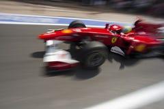 F1 de Kring 2010 van de Straat van Valencia Royalty-vrije Stock Fotografie
