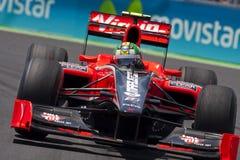 F1 de Kring 2010 van de Straat van Valencia Royalty-vrije Stock Foto