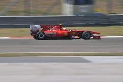 F1 Ferrari GP 800 Stock Afbeelding
