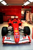 F1 Ferrari at Maranello Royalty Free Stock Images