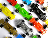 F1 Formula One racing car Royalty Free Stock Images