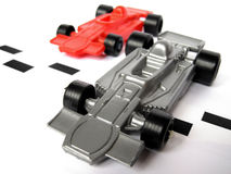 F1 Formula One racing car Stock Photography