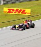 F1 Grand Prix 2011 in Sepang Maleisië Royalty-vrije Stock Afbeelding