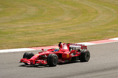 F1 Grand Prix - Felipe Massa Stock Images