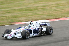 F1 Grand Prix - Nick Heidfield Royalty Free Stock Photos