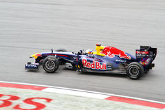 F1 Grandprix 2011 em Sepang Malaysia Fotos de Stock