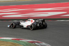 F1 Kamui Kobayashi 2012 Stock Image
