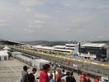F1 Kring Royalty-vrije Stock Afbeeldingen