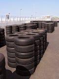 F1 kring Royalty-vrije Stock Fotografie