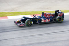 F1 Racing 2009 - Sebastien Buemi (STR-Ferrari) Stock Photos