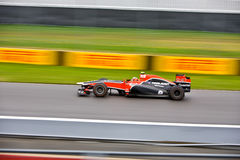 F1 racing at Montreal Grand prix Royalty Free Stock Photos
